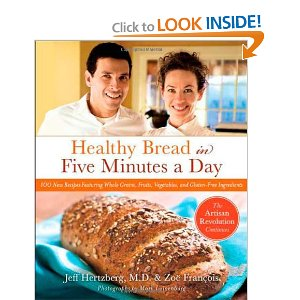 Healthy breads in 5 minutes aday