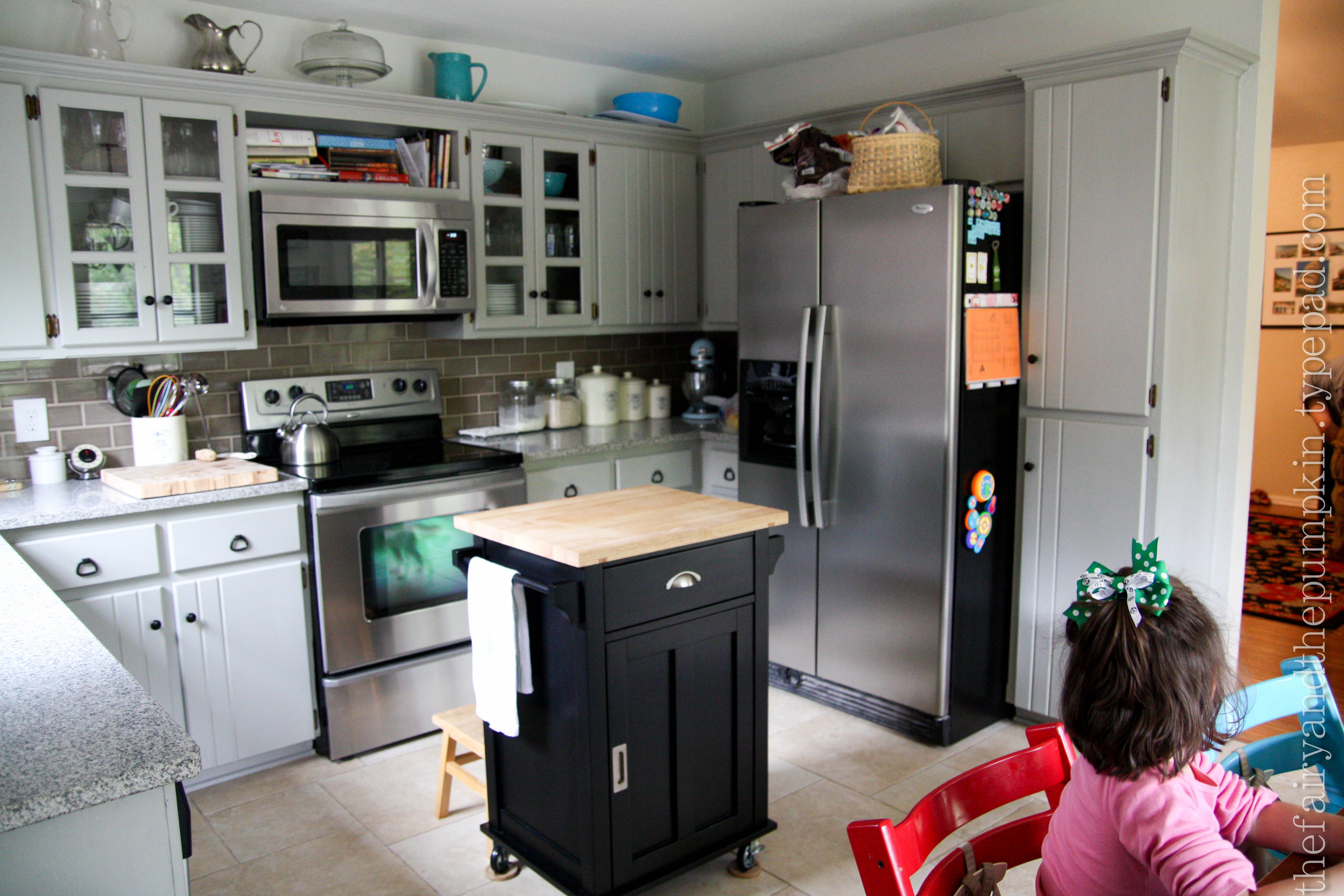 for the love of home: kitchen renovation photos (the Fairy ...