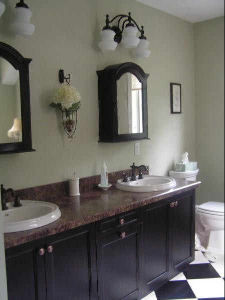 Vanity Light Makeover : the Fairy & the Pumpkin: renovation