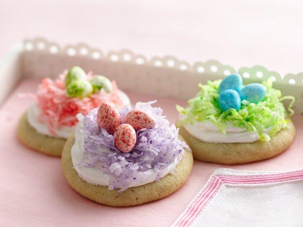 Betty crocker nest cookies