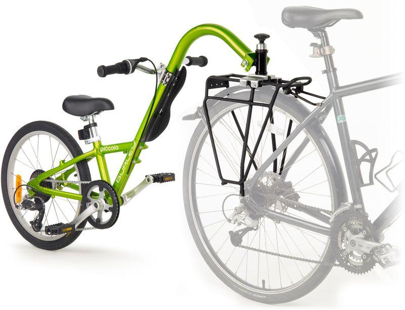Piccolo bike trailer rei