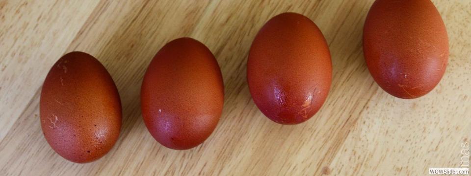 chocolate maran eggs